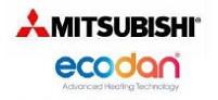 αντλιες θερμοτητας mitsubishi ecodan