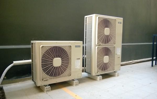 Εγκατάσταση Εξωτερικών Μονάδων Κλιματισμού