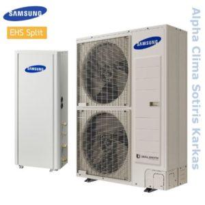 s3-Samsung EHS DVM split Αντλίες θερμότητας υψηλών θερμοκρασιών (80°C) μόνο θέρμανση χωρίς υδραυλικό πακέτο