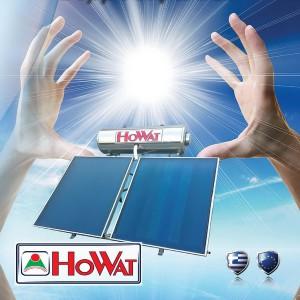 Howat ηλιακοί θερμοσίφωνες