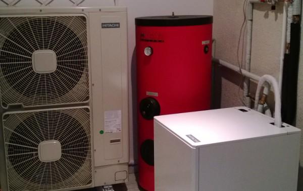 Εγκατάσταση Αντλίας Θερμότητας Ηλιούπολη