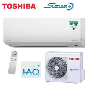 Suzumi Plus New τοιχου inverter