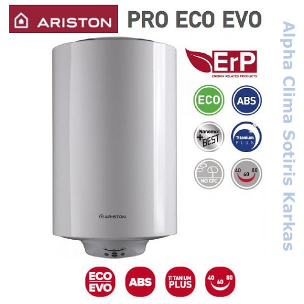 Ariston Pro Eco Evo
