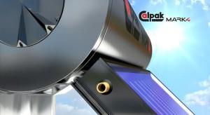 Ηλιακος θερμοσιφωνας Calpak Mark 4 160 2,6Hm² Glass 2πλης