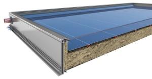 Ηλιακος θερμοσιφωνας Calpak Mark 4 200 3m² Glass 2πλης