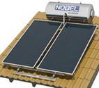 Ηλιακος θερμοσιφωνας NOBEL Classic Glass κεραμοσκεπης copy125