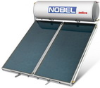 Ηλιακος Nobel Aelios Glass Ταρατσας