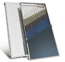 ηλιακος θερμοσιφωνας NOBEL Classic Inox ταρατσας 1