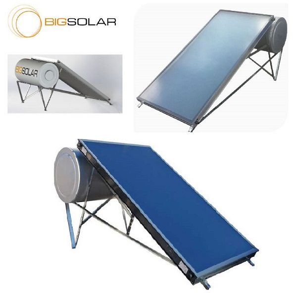 Ηλιακός BigSolar Eco Plus