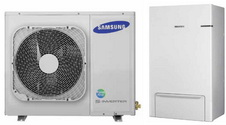 Samsung EHS split διαιρούμενες