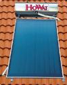 Ηλιακος θερμοσιφωνας Glass κεραμοσκεπης
