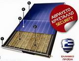 ηλιακος θερμοσιφωνας HOWAT Glass Επιλεκτικος iliakos-glass125