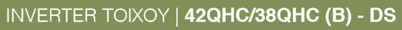 Κλιματιστικο τοιχου Carrier iPLUS 42QHC012DS 38QHC012DS
