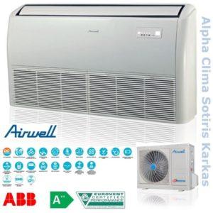 Airwell δαπέδου-οροφής FBD