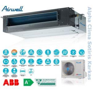 Airwell καναλάτο DCD