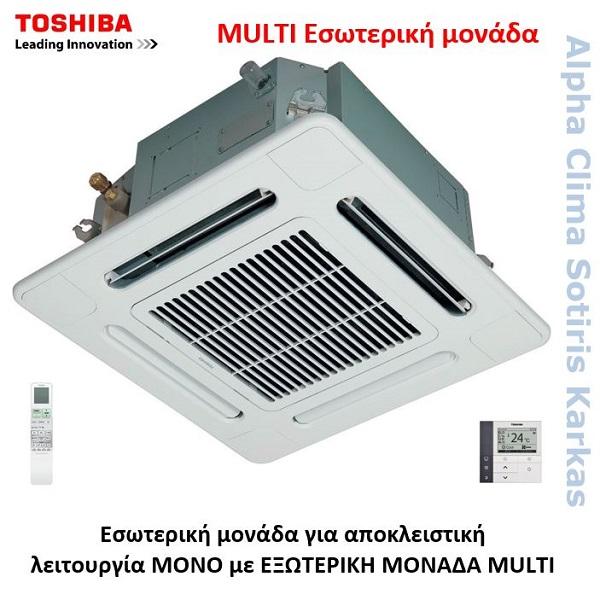 Toshiba Multi Κασέτες