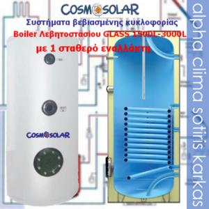 Boiler-1 σταθερός εναλλάκτης