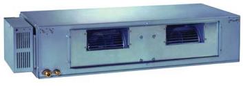 Gree Καναλάτα Inverter