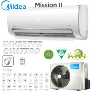 Mission II τοίχου inverter