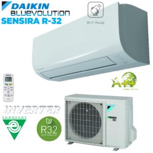 Daikin Sensira inverter R-32