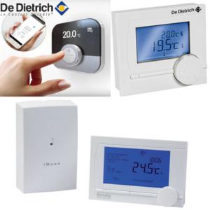 De Dietrich Θερμοστάτες χώρου