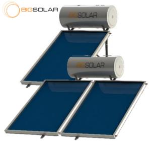 Ηλιακός BigSolar Eco