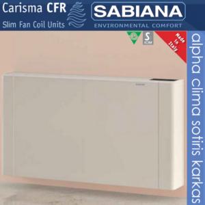 Carisma δαπέδου-οροφής Slim