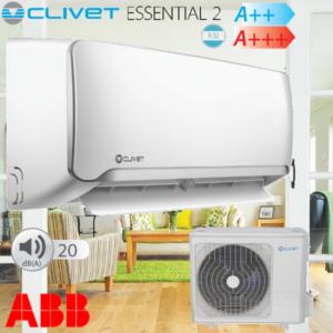 Clivet Essential τοίχου inverter R32